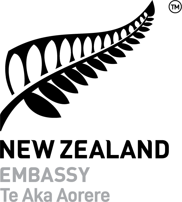 New Zealand Embassy logo